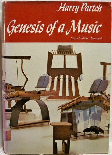 9780306715976: Genesis of a Music: An Account of a Creative Work, Its Roots and Its Fulfillments