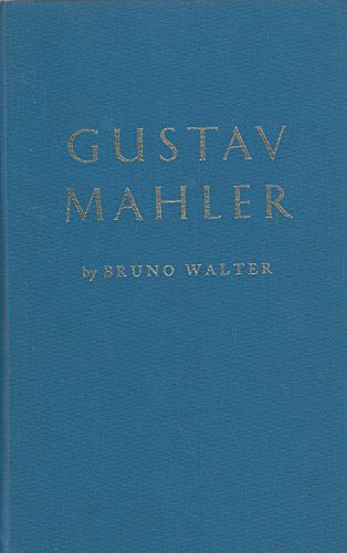 9780306717017: Gustav Mahler (Da Capo Press music reprint series)