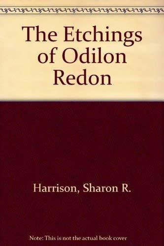 9780306760822: The Etchings of Odilon Redon: A Catalogue Raisonne