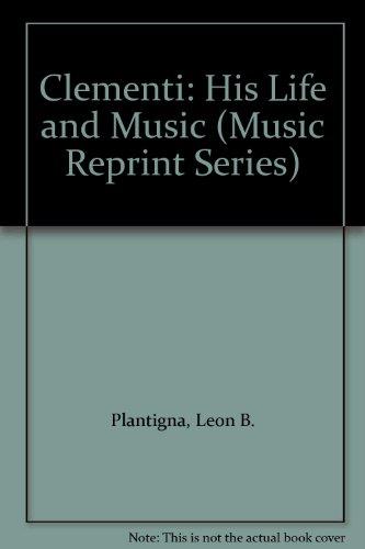9780306761980: Clementi (Music Reprint Series)