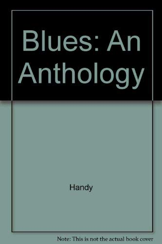 9780306762444: Blues: An Anthology