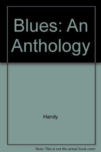9780306762444: Blues: An Anthology
