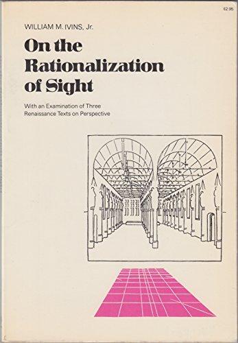 9780306800115: Ivins On Ratio Sight (A Da Capo paperback)