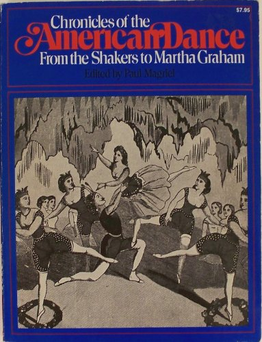 Chronicles of the American Dance (Da Capo Paperback)