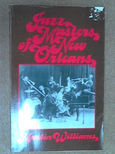 9780306800931: Jazz Masters Of New Orleans (A Da Capo paperback)