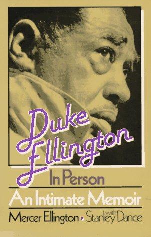9780306801044: Duke Ellington in Person: An Intimate Memoir (A Da Capo paperback)