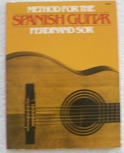 9780306801211: Method For The Spanish Guitar (Da Capo Paperback)
