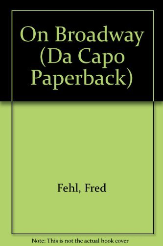 9780306801259: On Broadway (Da Capo Paperback)