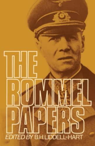 9780306801570: The Rommel Papers (Da Capo Paperback)