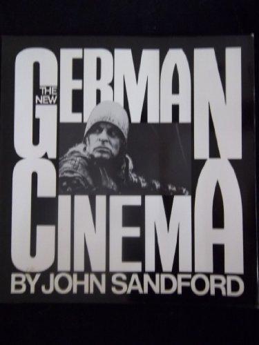 The New German Cinema (Da Capo Paperback): John Sandford