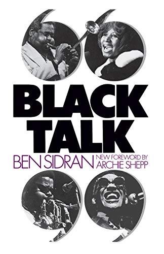 9780306801846: Black Talk: Roots of Jazz (Da Capo Paperback)