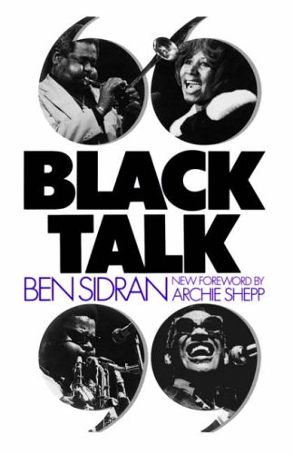9780306801846: Black Talk: Roots of Jazz (Da Capo Paperback)