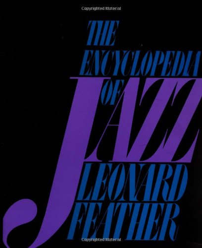 9780306802140: The Encyclopedia Of Jazz (Da Capo Paperback)
