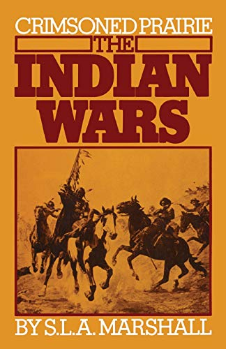 9780306802263: Crimsoned Prairie: Indian Wars (A Da Capo Paperback)