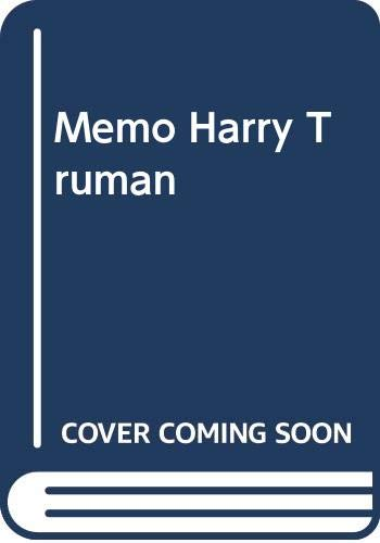 Memoirs of Harry S. Truman: Year of: Truman, Harry S.
