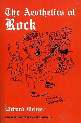 9780306802874: The Aesthetics Of Rock (Da Capo Paperback)