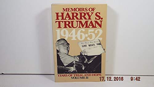 9780306802973: Memoirs Of Harry S. Truman (Da Capo Paperback)