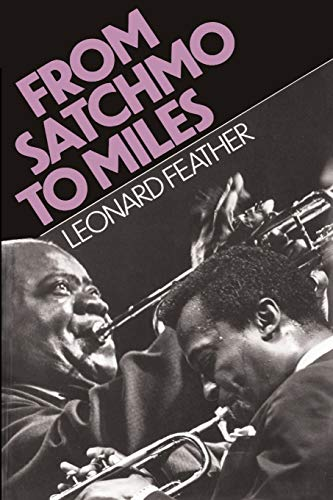 9780306803024: From Satchmo To Miles