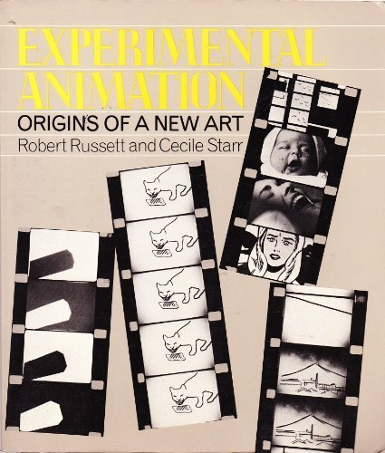 Experimental Animation : Origins of a New: Robert Russett; Cecile