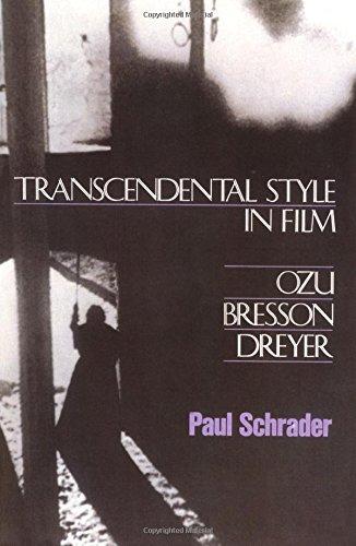 9780306803352: Transcendental Style in Film - Ozu, Bresson and Dreyer
