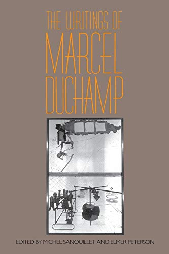 9780306803413: The Writings Of Marcel Duchamp (Da Capo Paperback)