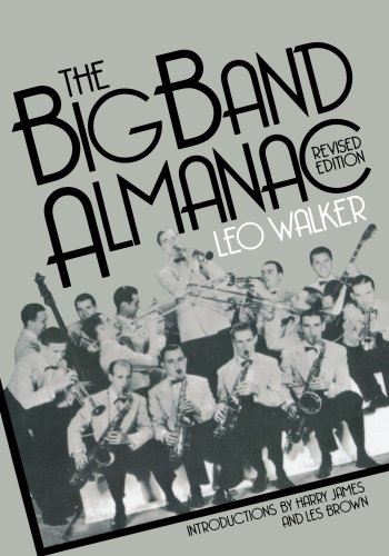 9780306803451: The Big Band Almanac (A Da Capo paperback)
