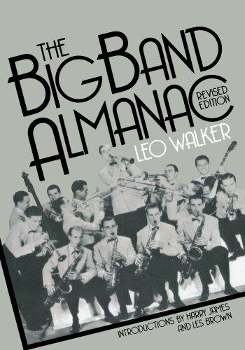 9780306803451: The Big Band Almanac (A Da Capo paperback)