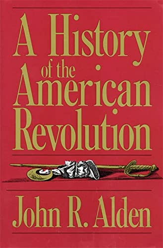 9780306803666: A History of the American Revolution