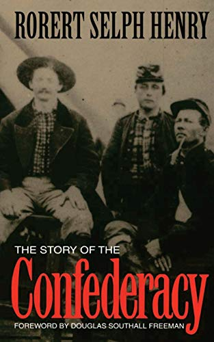 9780306803703: The Story Of The Confederacy (A Da Capo paperback)