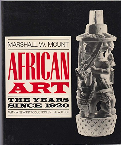 9780306803734: African Art: The Years Since 1920 (Da Capo Paperback)