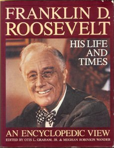a look at the life and leadership of franklin delano roosevelt