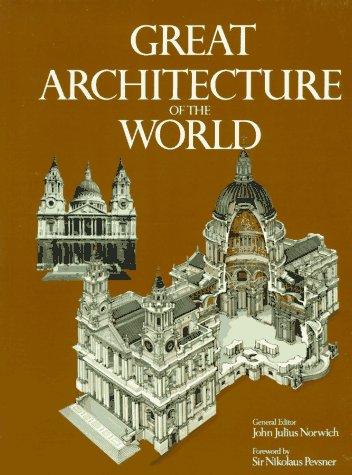 9780306804366: Great Architecture Of The World (A Da Capo paperback)