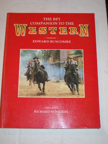 9780306804403: The Bfi Companion to the Western