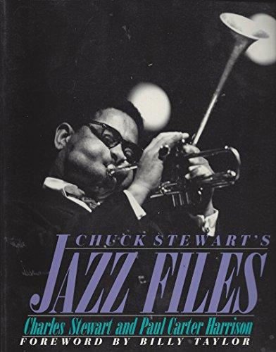 9780306804427: Chuck Stewart's Jazz Files (A Da Capo paperback)