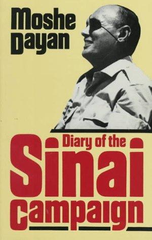 Diary of the Sinai Campaign (A Da Capo paperback): Dayan, Moshe