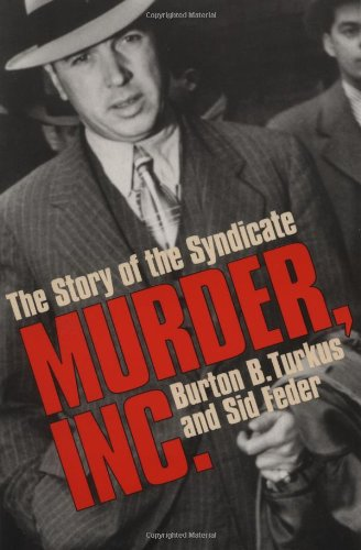 9780306804755: Murder, Inc.: The Story of the Syndicate
