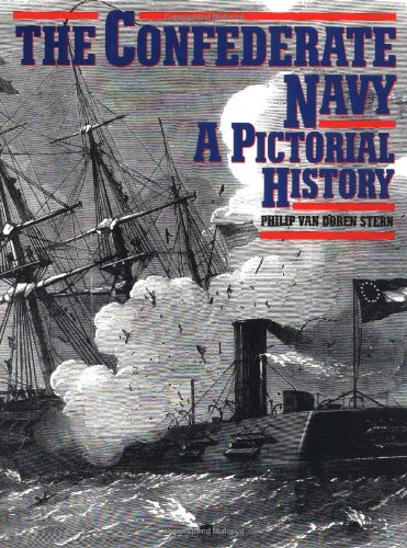 9780306804885: The Confederate Navy: A Pictorial History