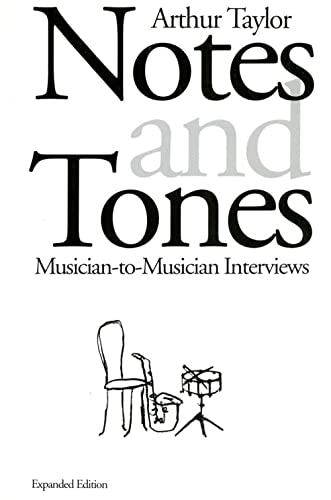 9780306805264: Notes and Tones: Musician-To-Musician Interviews