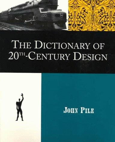 9780306805691: Dictionary Of 20th-century Design