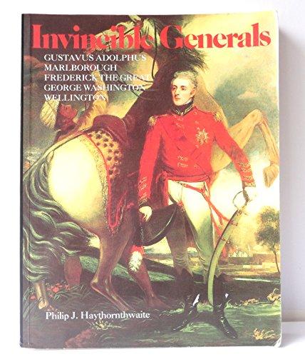 9780306805776: Invincible Generals