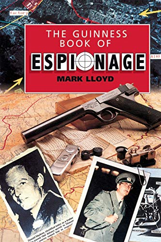 9780306805844: The Guinness Book Of Espionage