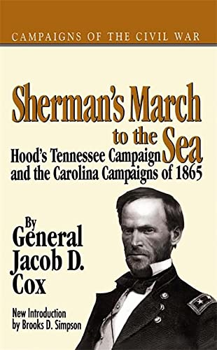 9780306805875: Sherman's March To The Sea (Campaigns of the Civil War)