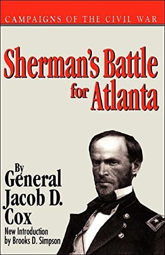 9780306805882: Sherman's Battle For Atlanta (Campaigns of the Civil War)