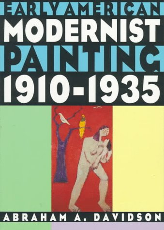 9780306805950: Early American Modernist Painting, 1910-35