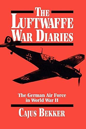 9780306806049: The Luftwaffe War Diaries