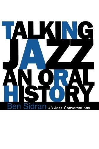 9780306806131: Talking Jazz: An Oral History