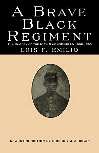 9780306806230: A Brave Black Regiment: The History of the Fifty-Fourth Regiment of Massachusetts Volunteer Infantry 1863-1865