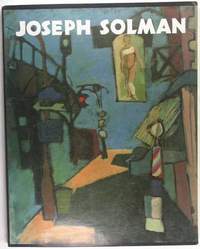 9780306806391: Joseph Solman: A Monograph