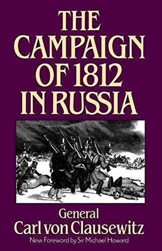 9780306806506: The Campaign Of 1812 In Russia