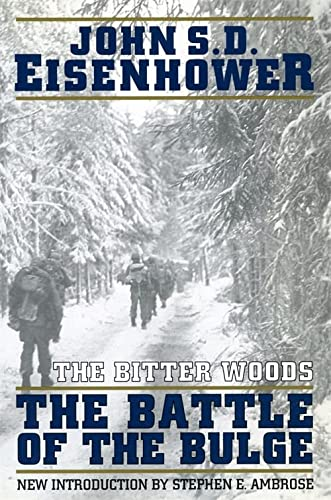 9780306806520: The Bitter Woods: The Battle of the Bulge
